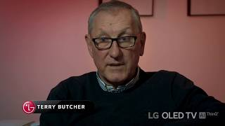 England Football Stars: Terry Butcher | LIVE THE GAME - Episode 1