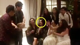 Emotional Sridevi Celebrates Her Last Birthday With Family And Friends Will Melt Your Heart