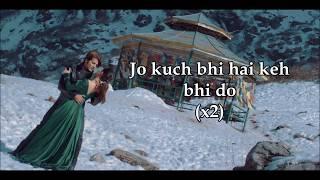Baarish Lyrics | Hume Tumse Pyaar Kitna | Jubin Nautiyal, Priyani Vani | Karanvir , Priya |