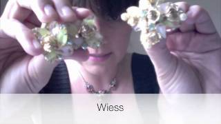 Jewels Vintage Beginners Guide To Costume Jewelry Part 1
