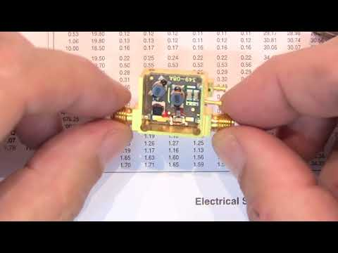 #284: Basics of RF Bias Tees including applications and examples