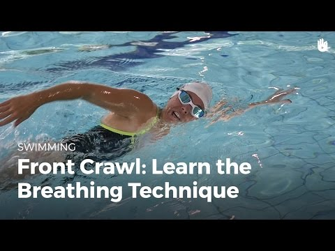 How to Breathe While Swimming | Front Crawl