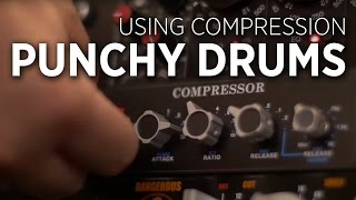 Drum Compression Basics: Creating Punchy Drums with Hannes Bieger