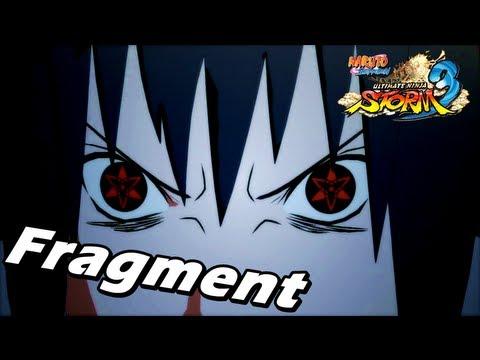 Naruto Shippuden Ultimate Ninja Storm 3 - Storyline Fragment - Eternal Mangekyou