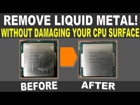 Coollaboratory Liquid Ultra Removal without ruining your CPU