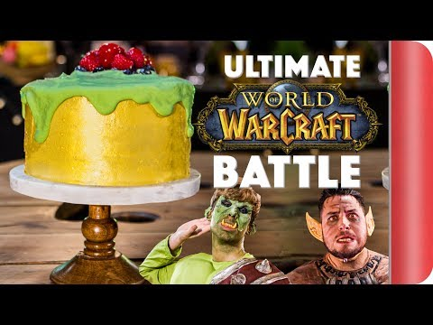 THE ULTIMATE WORLD OF WARCRAFT COOKING BATTLE #ad