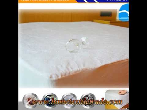 New 2016 Hypoallergenic Waterproof Queen Size Mattress Protector