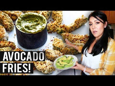 AVOCADO FRIES! (Keto/ Paleo) | Tasty Tuesday