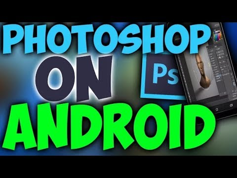 How to Run Original Photoshop in mobile (Hindi) || Best Blur Photoshop in mobile ||