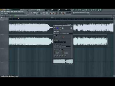 Phase Inversion Acapellas on FL Studio.