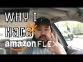 3 Reasons Why I Hate Amazon Flex