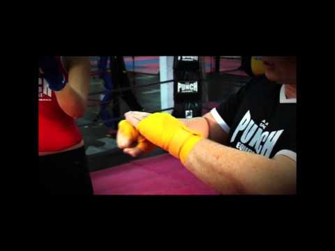 How to make a fist and punching tips for Boxing