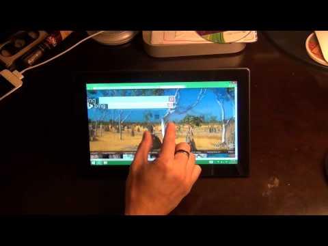 Microsoft's Windows 8.1 Pro 64-bit (My thoughts why I chose Surface Pro 2 vs Yoga 2 Pro)