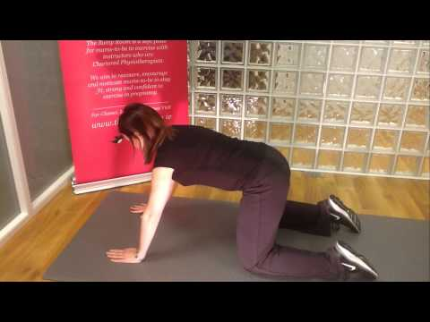 Three Exercises For Pelvic Pain