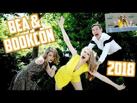 BEA & BOOKCON 2018   XTINEMAY