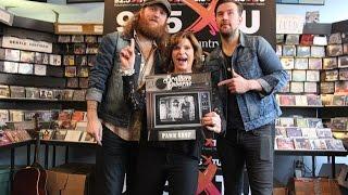 Brothers Osborne Celebrate Their 1st Album Release