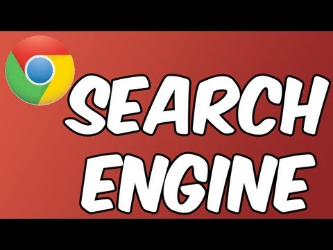 How to: Change Google Chrome Search Engine ~ iPad | iPhone | iPod touch