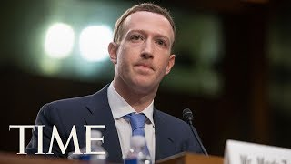 Facebook CEO Mark Zuckerberg Discusses Data Privacy With European Parliament President | LIVE | TIME
