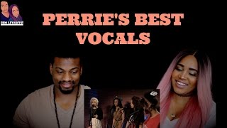 PERRIE EDWARDS BEST VOCALS REACTION