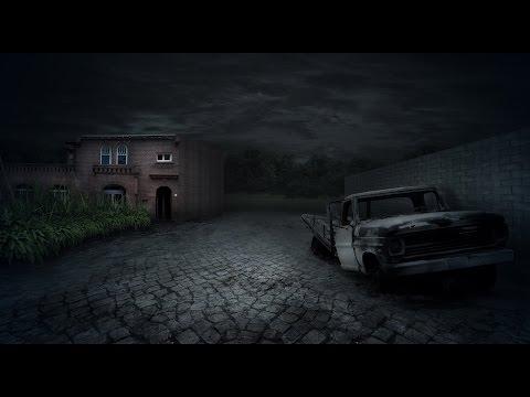 Night Light    MANIPULATION    CAR    PHOTOSHOP TUTORIAL