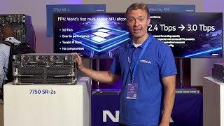 Nokia IP Routing Platforms: FP4-based product updates