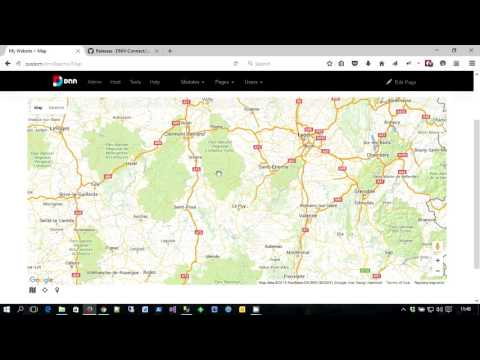 Add an interactive Google map to your DNN site with the DNN Connect Map module