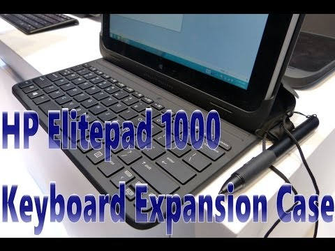 Hp Elitepad 1000 Keyboard Case