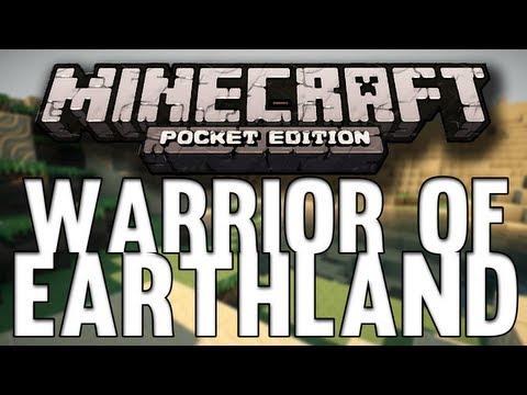 Warrior of Earthland [Adventure Map] - Minecraft Pocket Edition