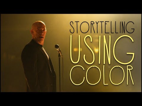 Using Color to Tell Your Story