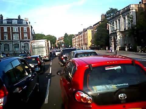 Mile End To Stratford Filtering