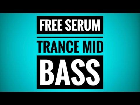 Trance Mid Bass in Serum | Trance Tutorials