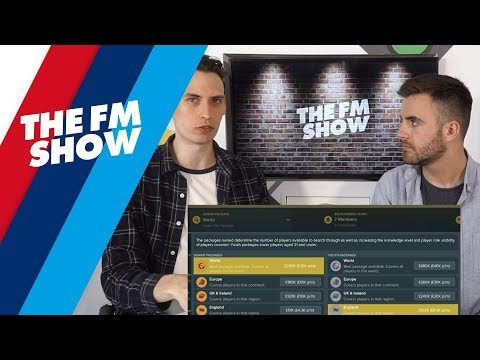 How to Sell your Players for more and Buy Players for less!   The FM Show #8