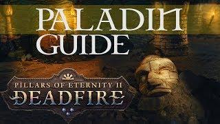 Pillars of Eternity 2 Deadfire Guide: Paladin - PakVim net