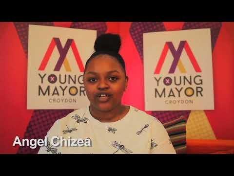 Croydon Young Mayor candidate - Angel Chizea