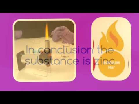 iMovie chemistry lab report