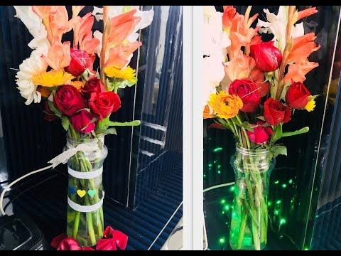 How to keep flowers last longer | flowers decor| bouquet arrangement