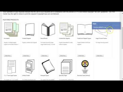 Digital StoreFront Overview and Directions