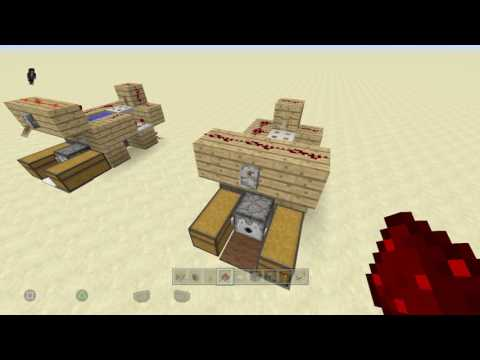Minecraft AFK Fish Farm Tutorial For PS4, PS3, XBOX ONE, XBOX 360
