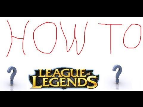 -OUTDATED- League of Legends : How to change the fullscreen