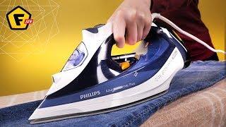 Утюг Philips с системой очистки от накипи → Gc4517/20 Azur Performer Plus