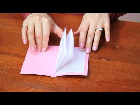 How to Make Book Cover for Kids Novel Project : Paper Folding Projects