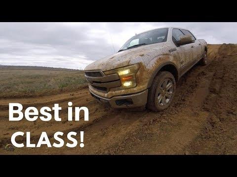 2018 Ford F-150 Power Stroke Diesel 1st. off-road Test Drive in Denver