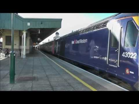 Rush Hour at Cardiff Central | 12/10/12