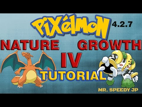 GOD POKEMON! BREEDING IVs NATURE AND GROWTH SIMPLE TUTORIAL