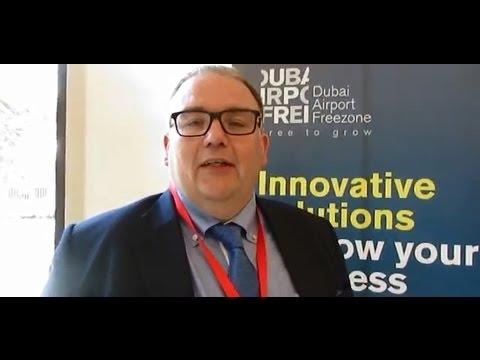Anthony Stefon Denatale (Head of Innovation, Dubai Airport Freezone) at Ideas Arabia Conference 2017