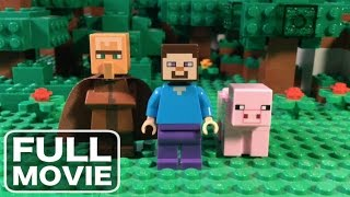LEGO Minecraft: The Grand Adventure (Full Movie)