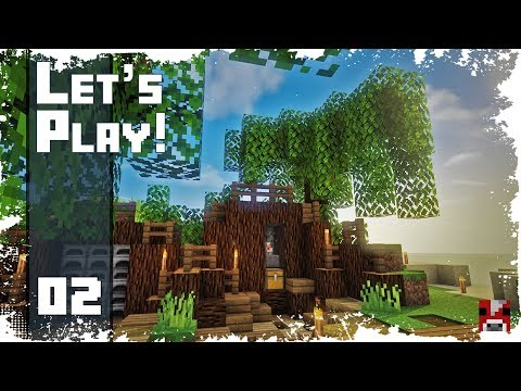 Minecraft Timelapse - SURVIVAL LET'S PLAY - Ep. 02 - To the Nether! (WORLD DOWNLOAD)