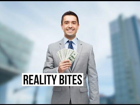Salary Reality Bites