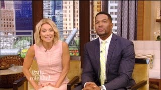 Michael Strahan Leaving Live To Join Good Morning America