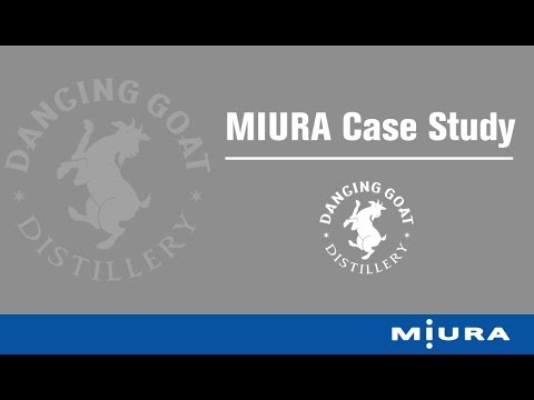 Dancing Goat Distillery Chooses Miura for Consistent, Quality Steam